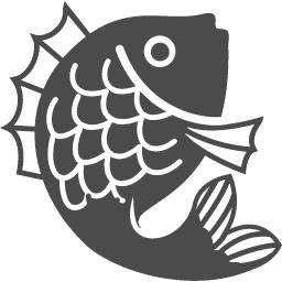 魚のファビコン