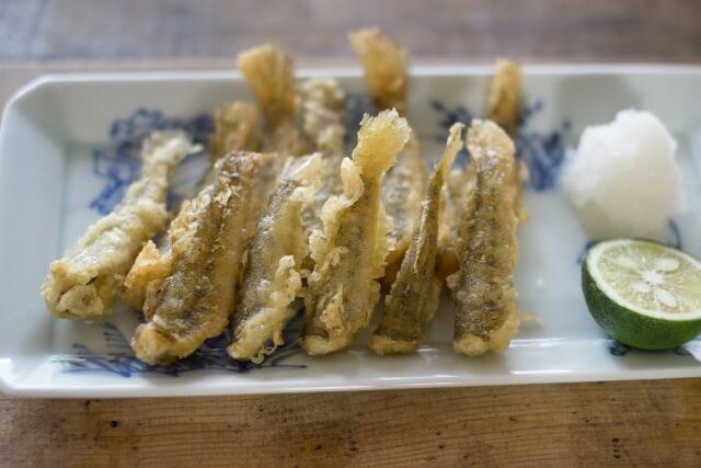 ヌマチチブを料理するなら天ぷらが一番!