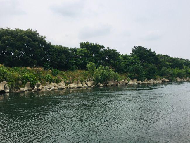 多摩川の釣りポイント登戸~二子玉川⑤