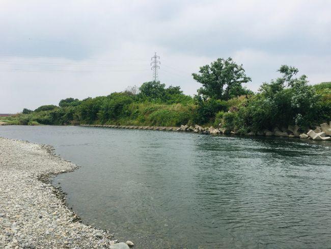 多摩川の釣りポイント登戸~二子玉川④