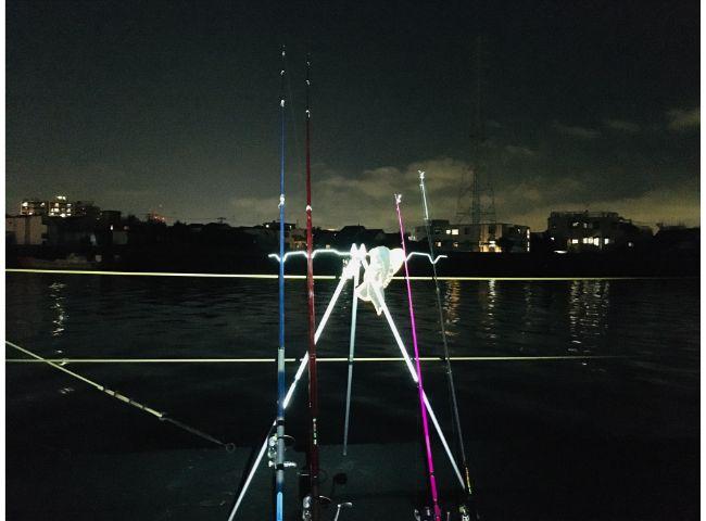 鶴見川の釣りポイント