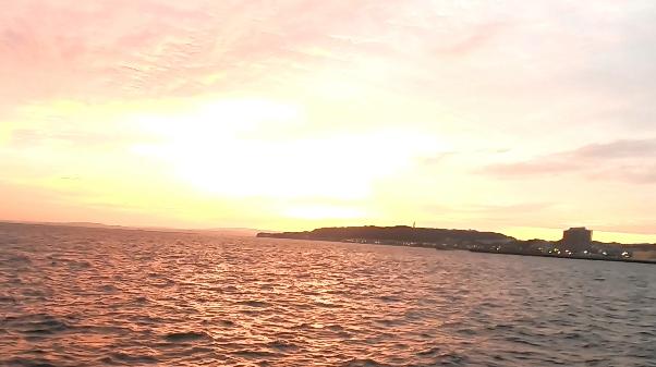 横須賀海辺釣り公園