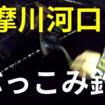 多摩川 うなぎ釣り2021